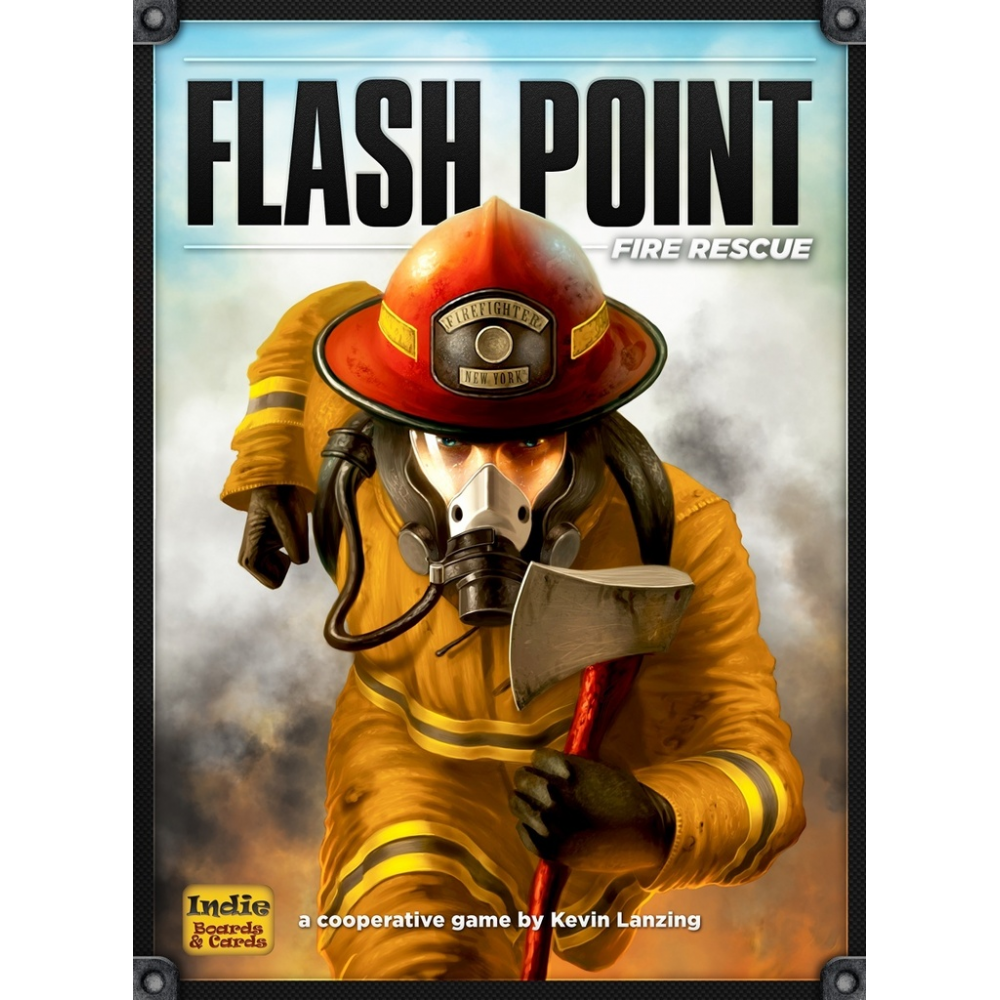 Flash Point: Fire Rescue (ediţia a doua)