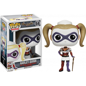 Funko Pop: Harley Quinn (Arkham Asylum)