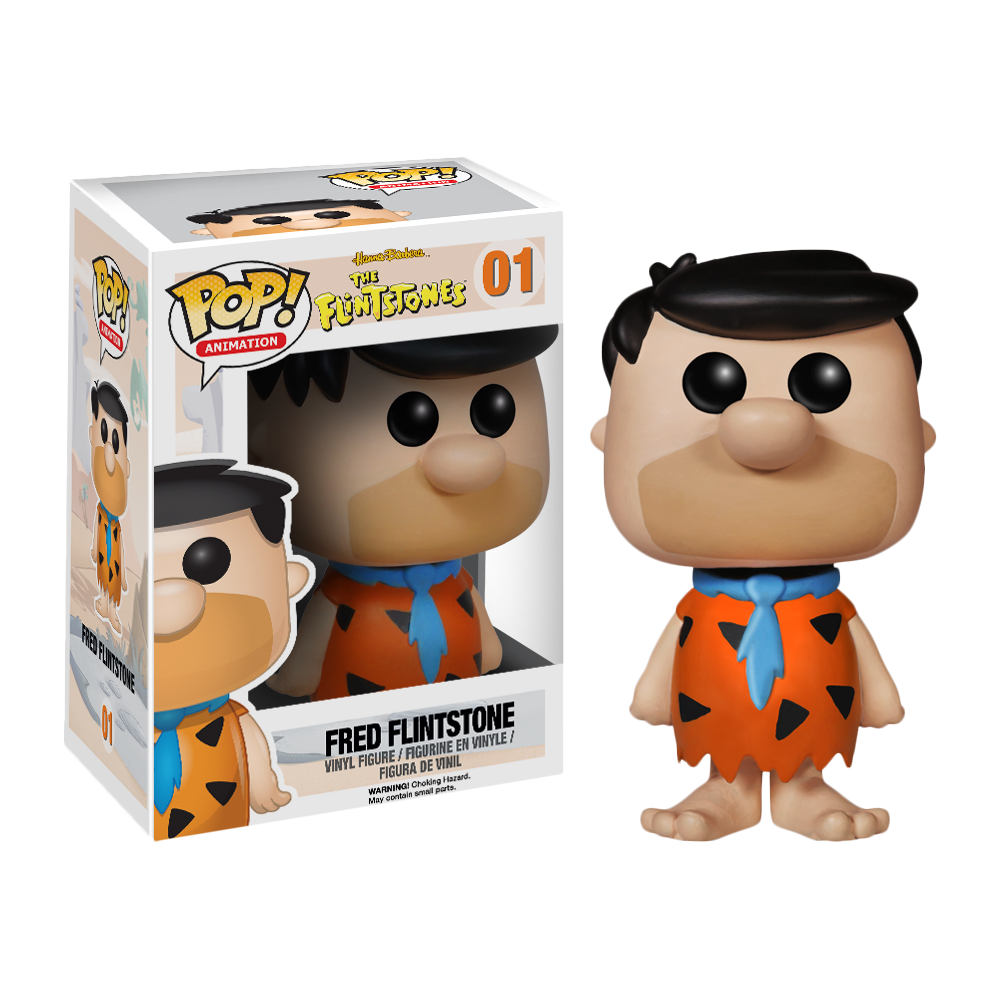 Funko Pop: Fred Flintstone