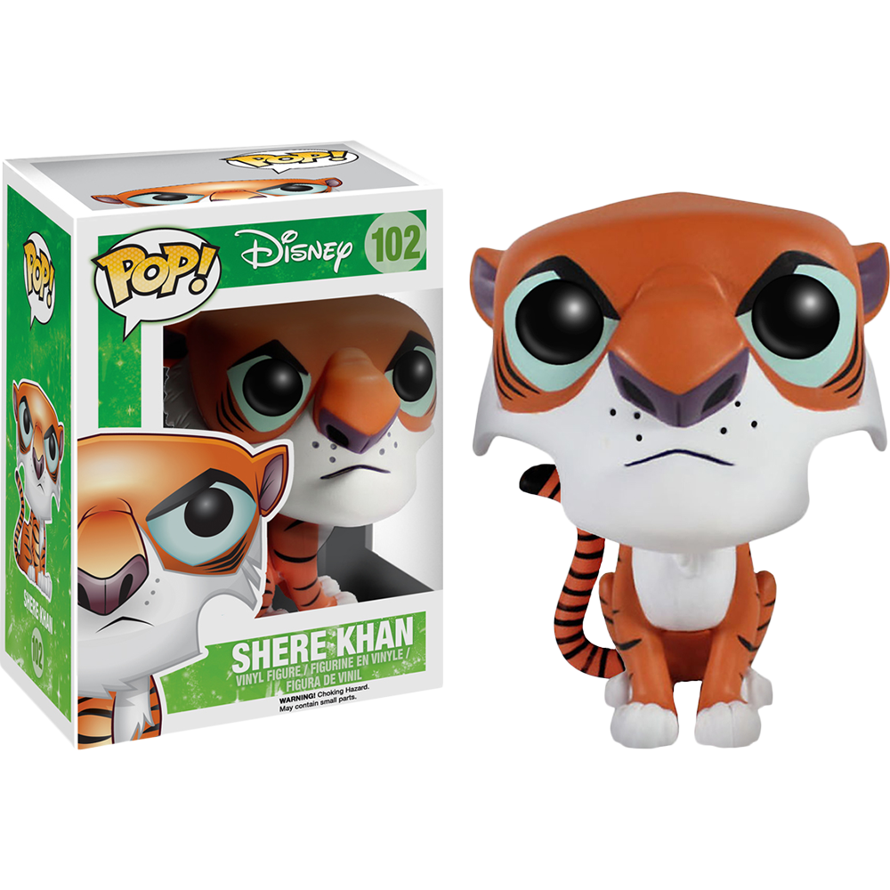 Funko Pop: Shere Khan