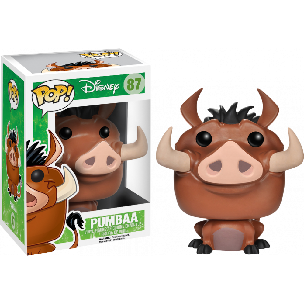 Funko Pop: Pumbaa