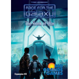 Race for the Galaxy: The Brink of War