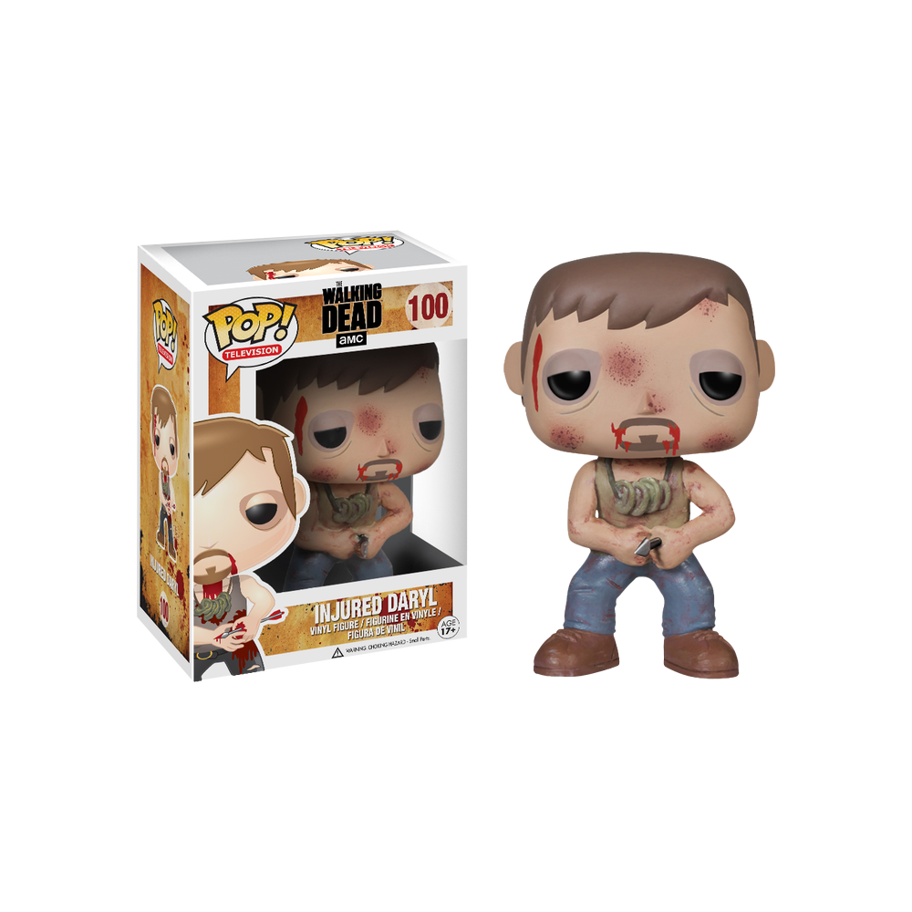 Funko Pop: Injured Daryl