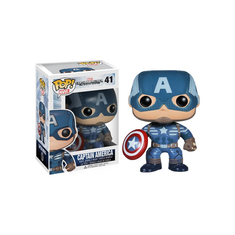 Funko Pop: Captain America (Winter Soldier)