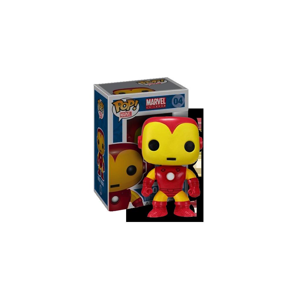 Funko Pop: Iron Man