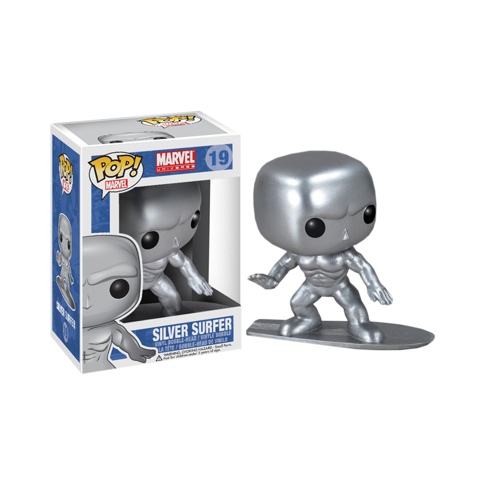 Funko Pop: Silver Surfer
