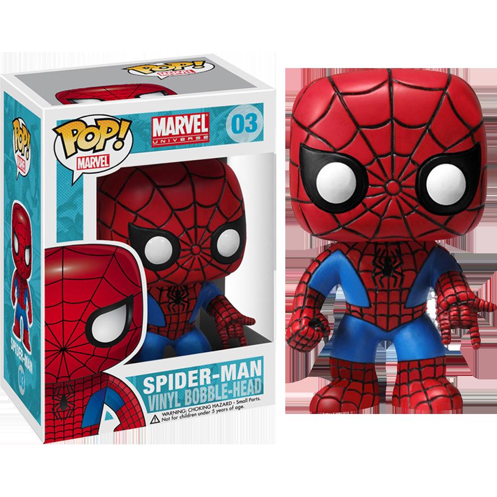 Funko Pop: Spider-Man