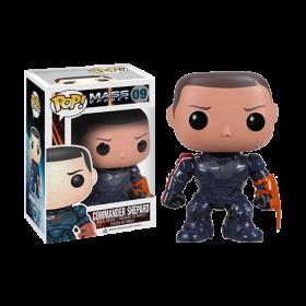 Funko Pop: Commander Shepard