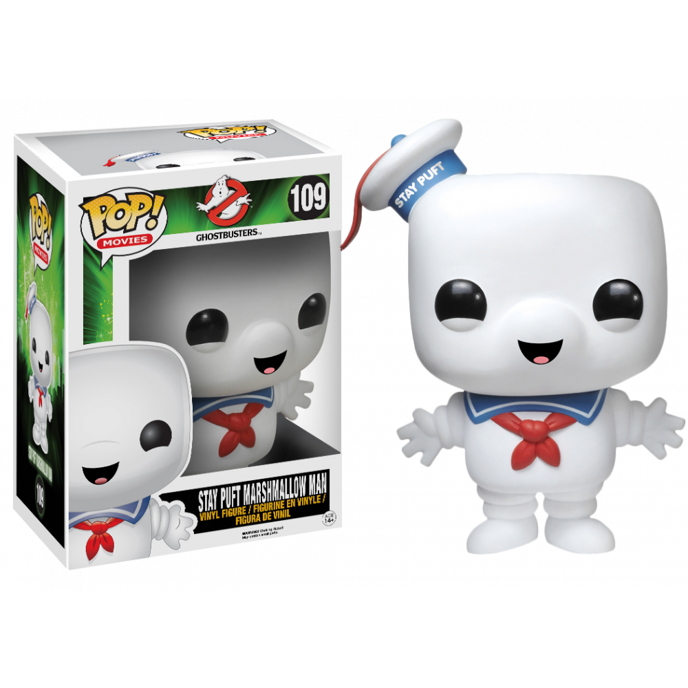 Funko Pop: Marshmallow Man (Oversized)