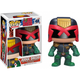 Funko Pop: Judge Dredd