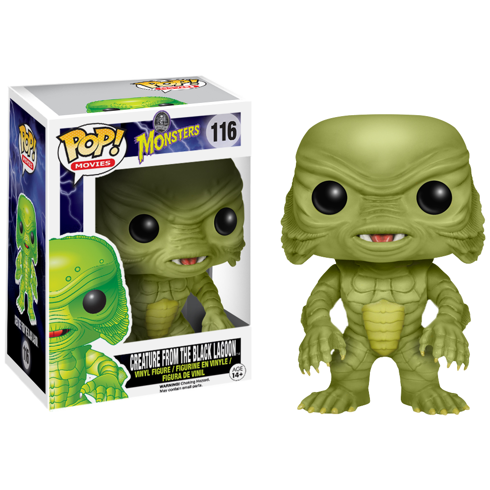 Funko Pop: The Creature From the Black Lagoon