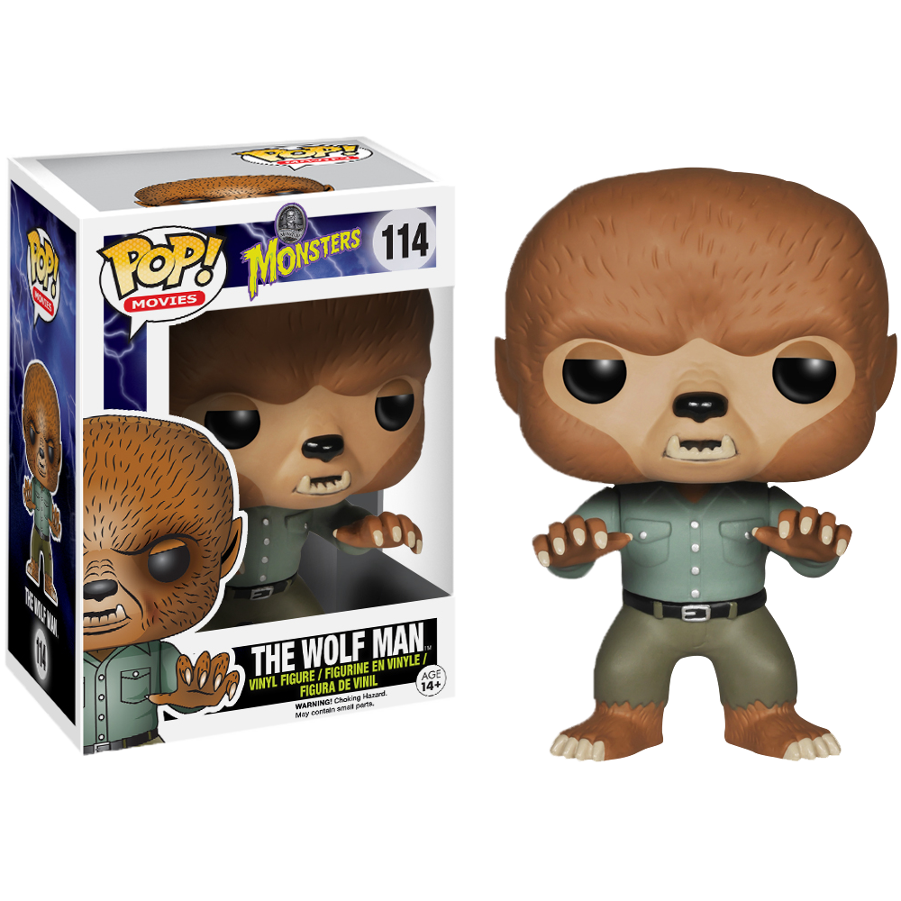 Funko Pop: The Wolfman