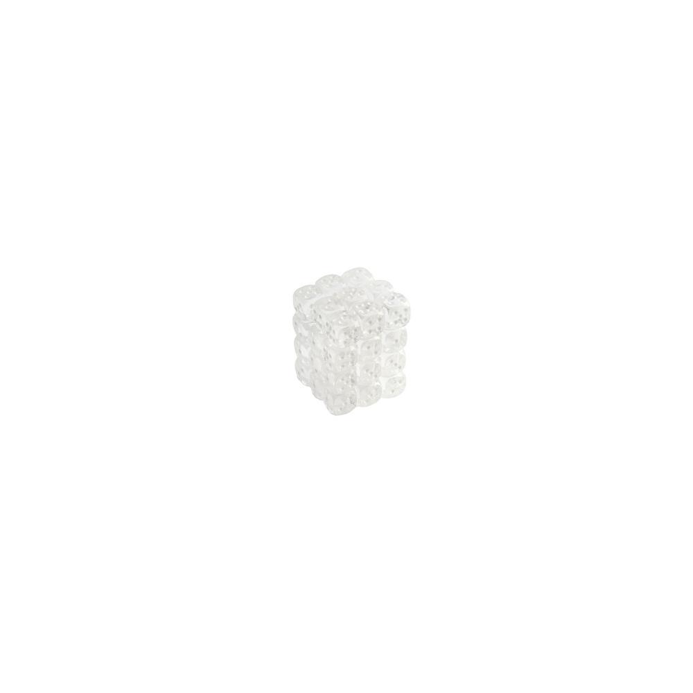 Set 36 zaruri d6 translucide