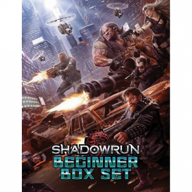 Shadowrun Roleplaying Game Beginners Box Set