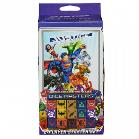 DC Comics Dice Masters: Justice League