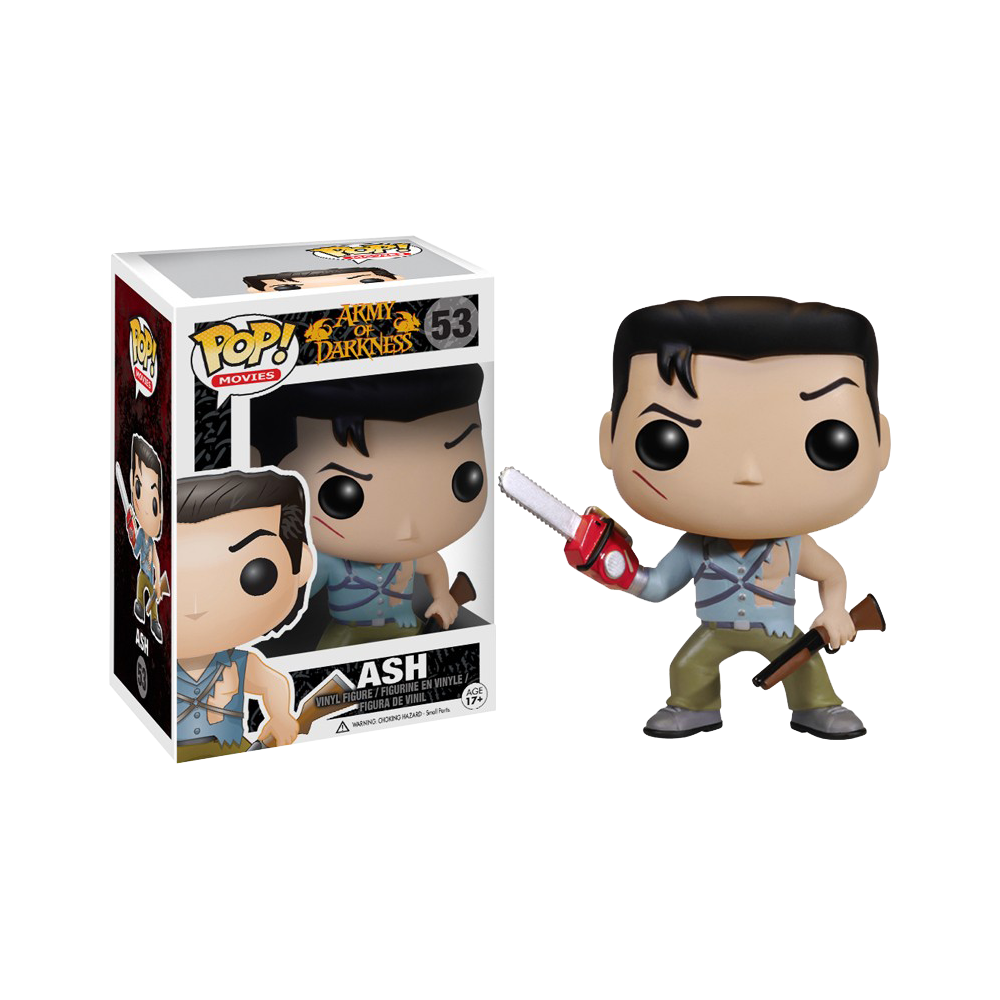 Funko Pop: Army of Darkness - Ash