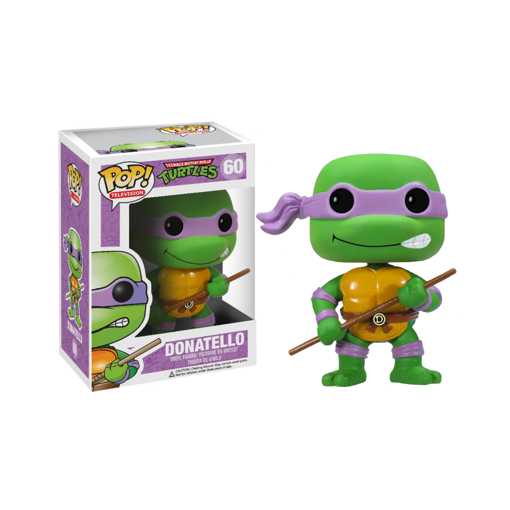 Funko Pop: Teenage Mutant Ninja Turtles - Donatello