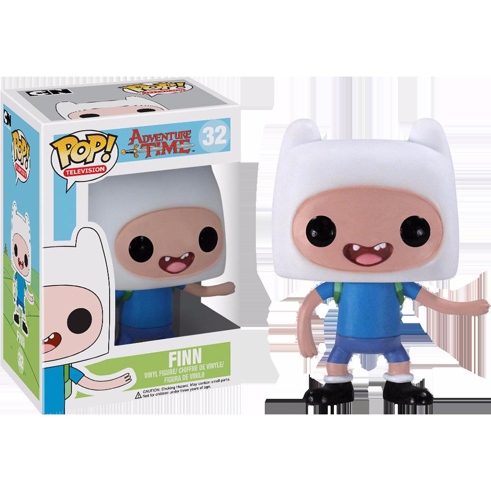 Funko Pop: Adventure Time - Finn