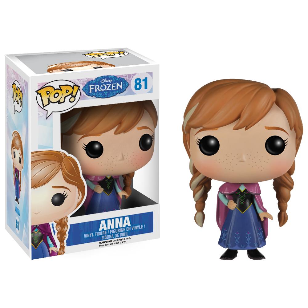 Funko Pop: Frozen - Anna