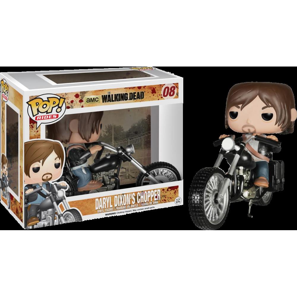 Funko Pop: The Walking Dead - Daryl Dixon's Chopper