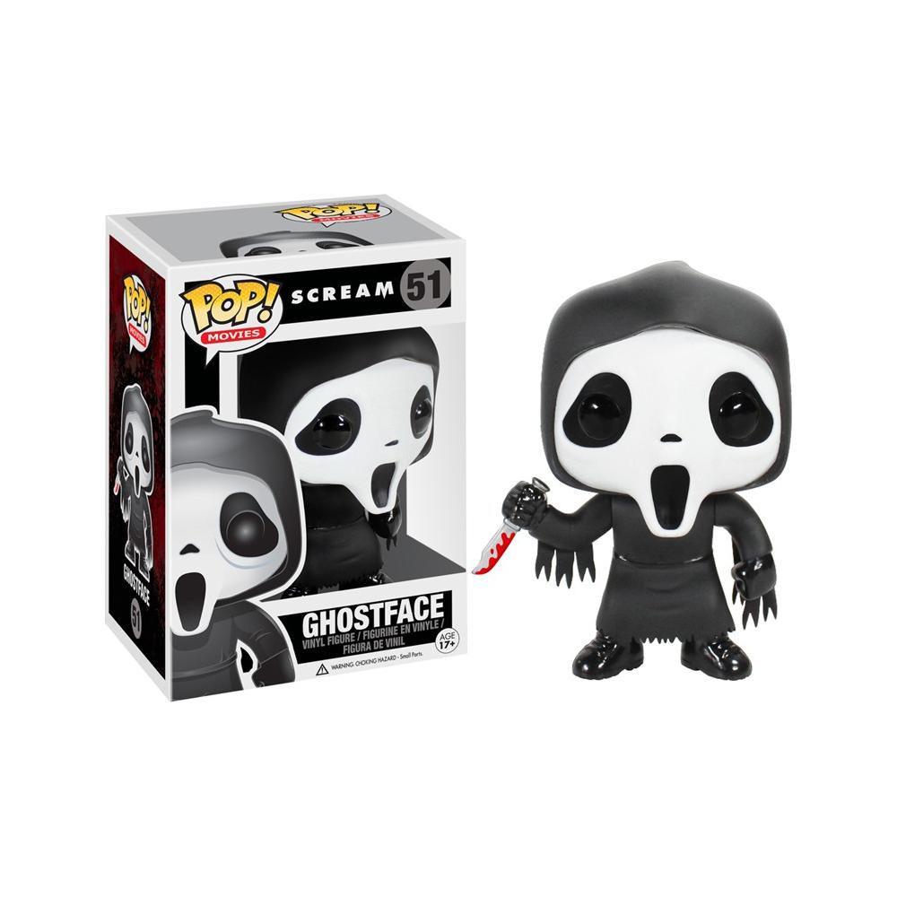 Funko Pop: Scream - Ghostface