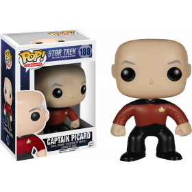 Funko Pop: Star Trek - Captain Picard