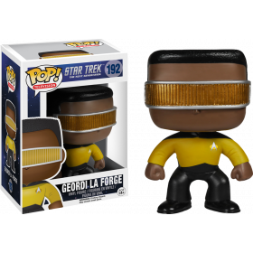 Funko Pop: Star Trek - Geordi La Forge