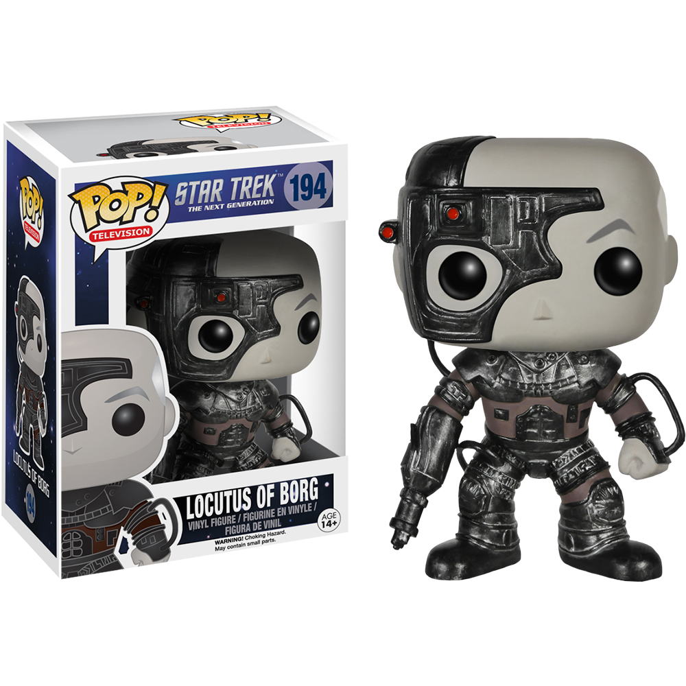 Funko Pop: Star Trek - Locutus of Borg