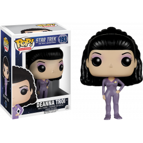Funko Pop: Star Trek - Deanna Troi