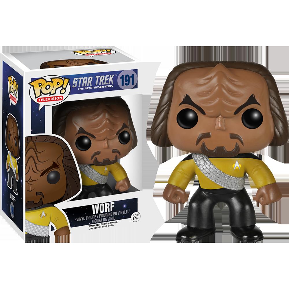 Funko Pop: Star Trek - Worf