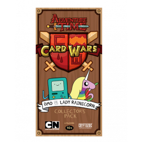 Adventure Time Card Wars: BMO vs. Lady Rainicorn