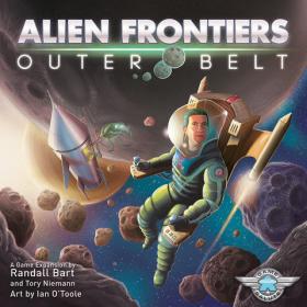 Alien Frontiers: Outer Belt