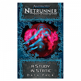 Android: Netrunner - A Study in Static Data Pack
