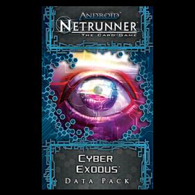 Android: Netrunner - Cyber Exodus Data Pack