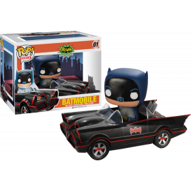 Funko Pop: Batman with 1966 Batmobile