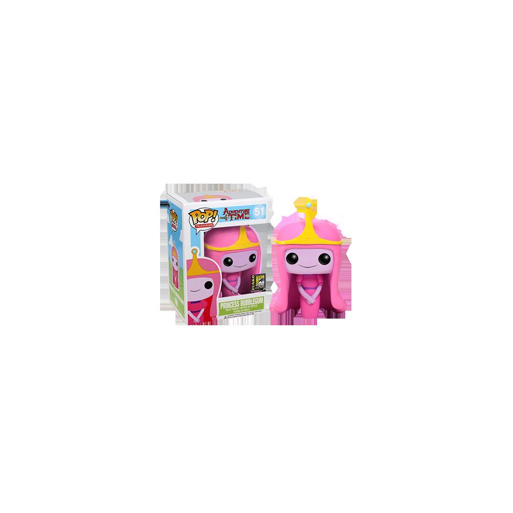 Funko Pop: Adventure Time - Princess Bubblegum (Fosforescent)