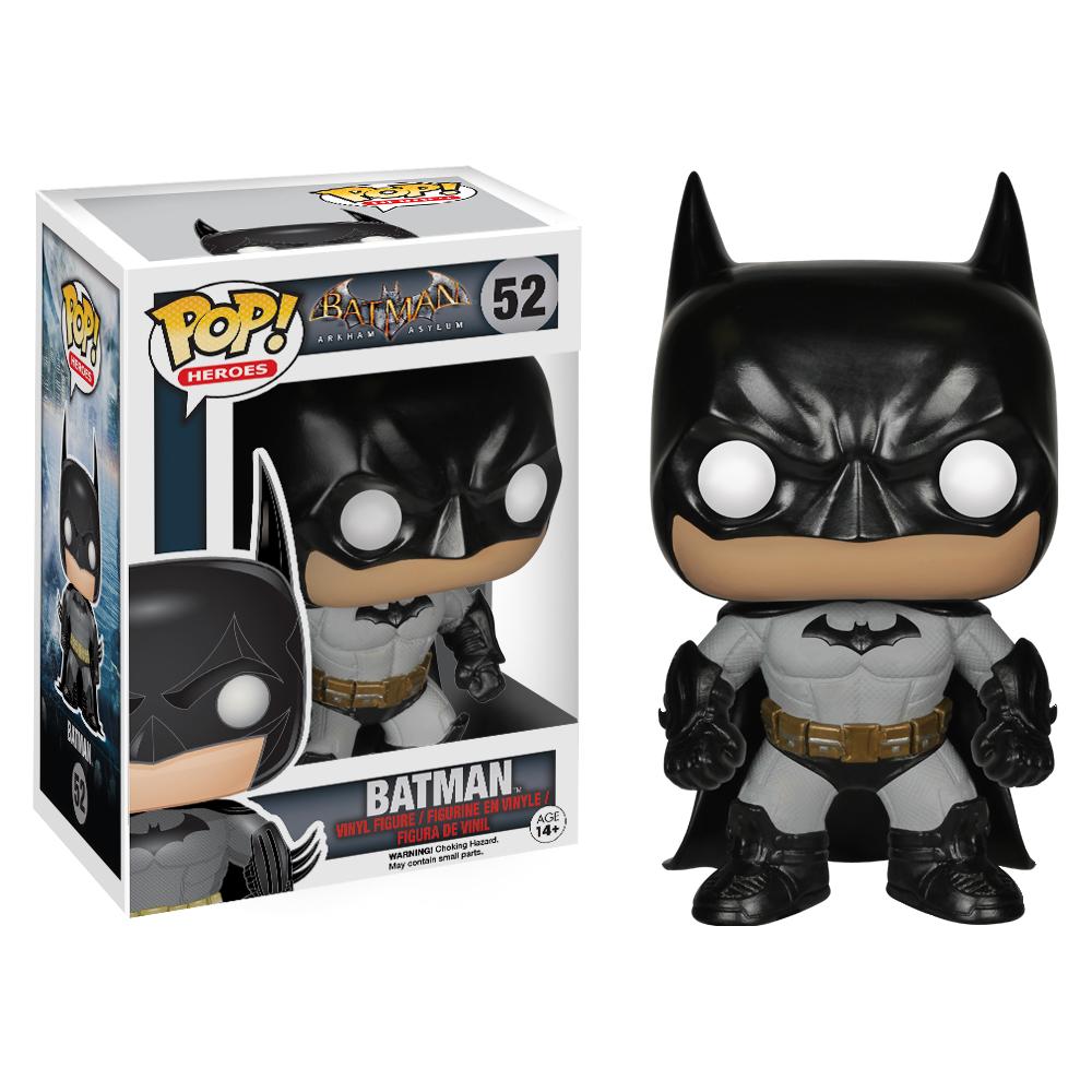 Funko Pop: Arkham Asylum - Batman