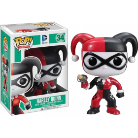 Funko Pop: Batman - Harley Quinn