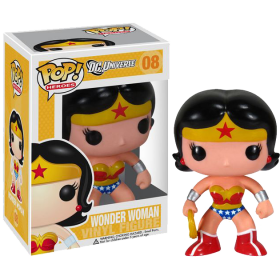 Funko Pop: Wonder Woman - Wonder Woman