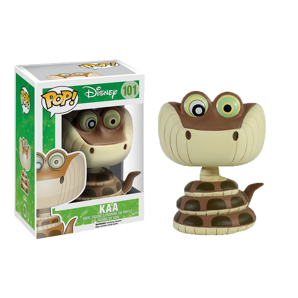 Funko Pop: Jungle Book - Kaa