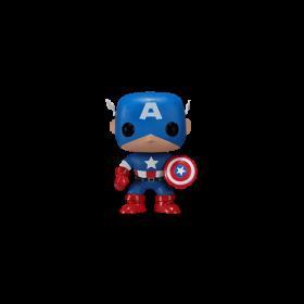 Funko Pop: Captain America - Captain America