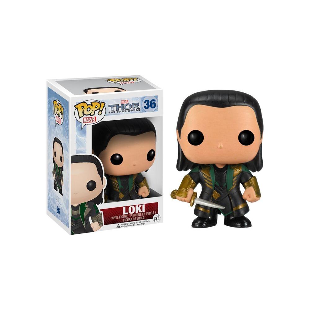 Funko Pop: Thor - Loki