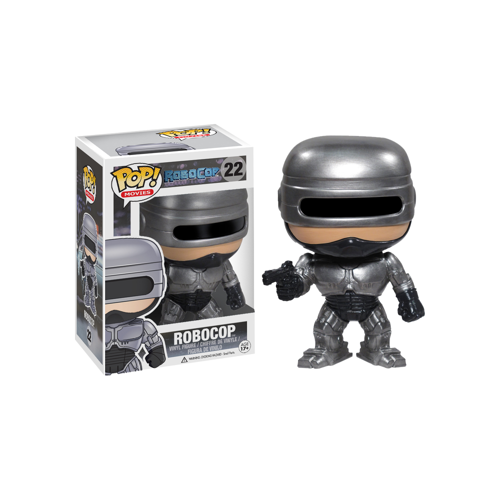 Funko Pop: Robocop - Robocop