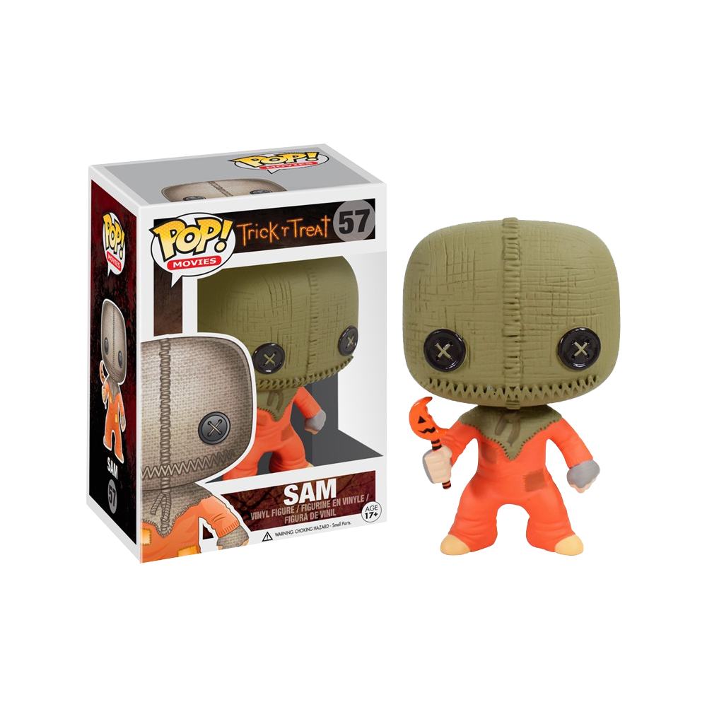 Funko Pop: Trick'r Treat - Sam
