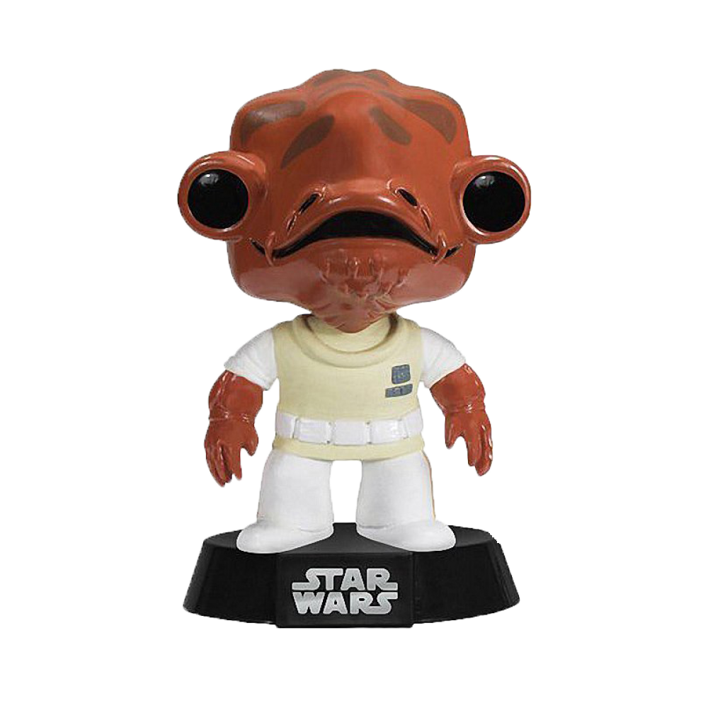 Funko Pop: Star Wars - Admiral Ackbar