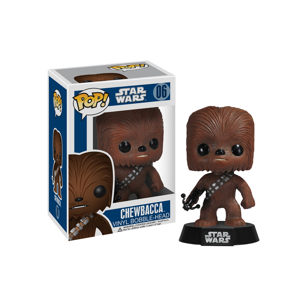 Funko Pop: Star Wars - Chewbacca
