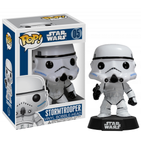 Funko Pop: Star Wars - Stormtrooper