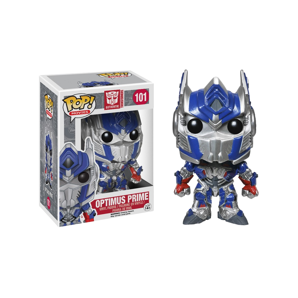 Funko Pop: Transformers - Optimus Prime
