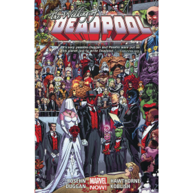 Deadpool TP Vol 5 Wedding