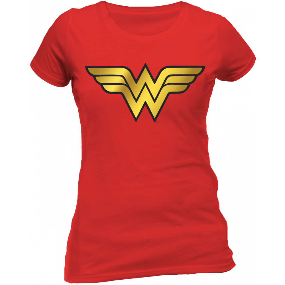 Wonder Woman Logo - Damă